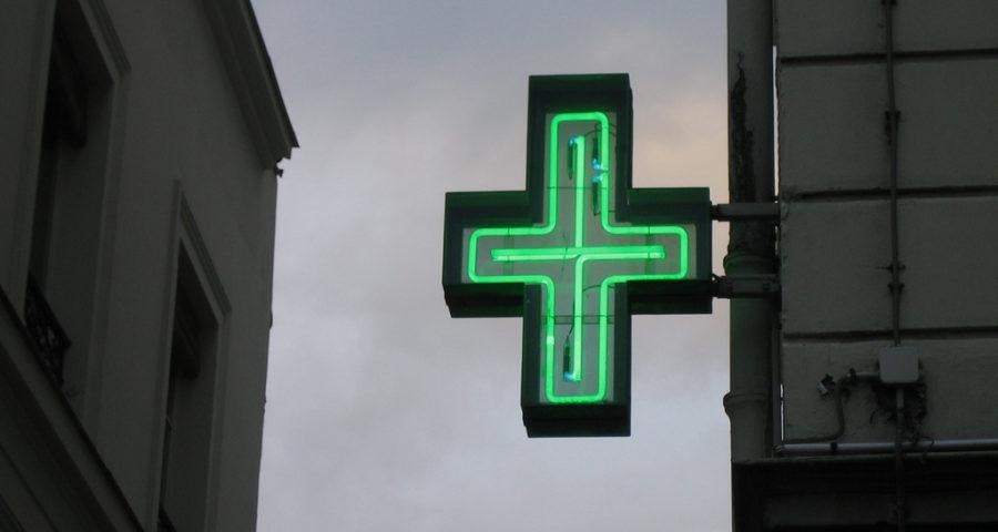 krzyż apteczny